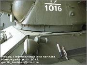 Советский средний танк ОТ-34, завод № 174, осень 1943 г., Военно-технический музей, г.Черноголовка, Московская обл. 34_021