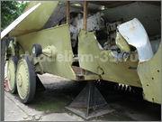 Немецкая 75-мм САУ Hetzer, Музей Войска Польского, г.Варшава, Польша Hetzer_Warszawa_053