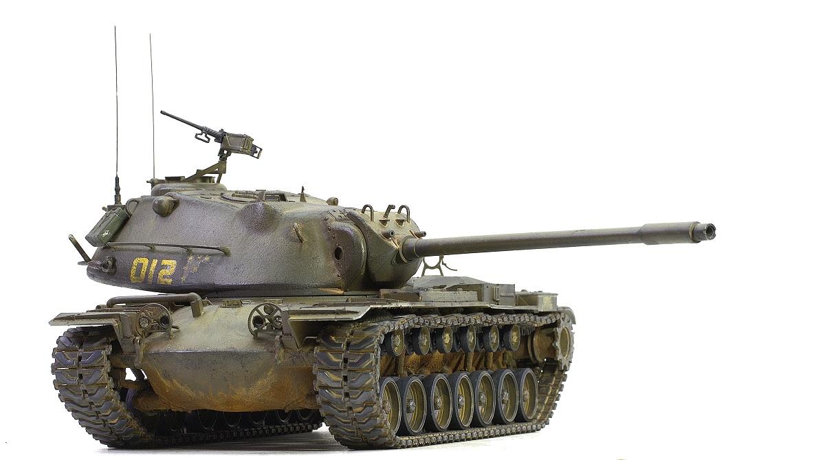M103/ Dragon 1/35 Image