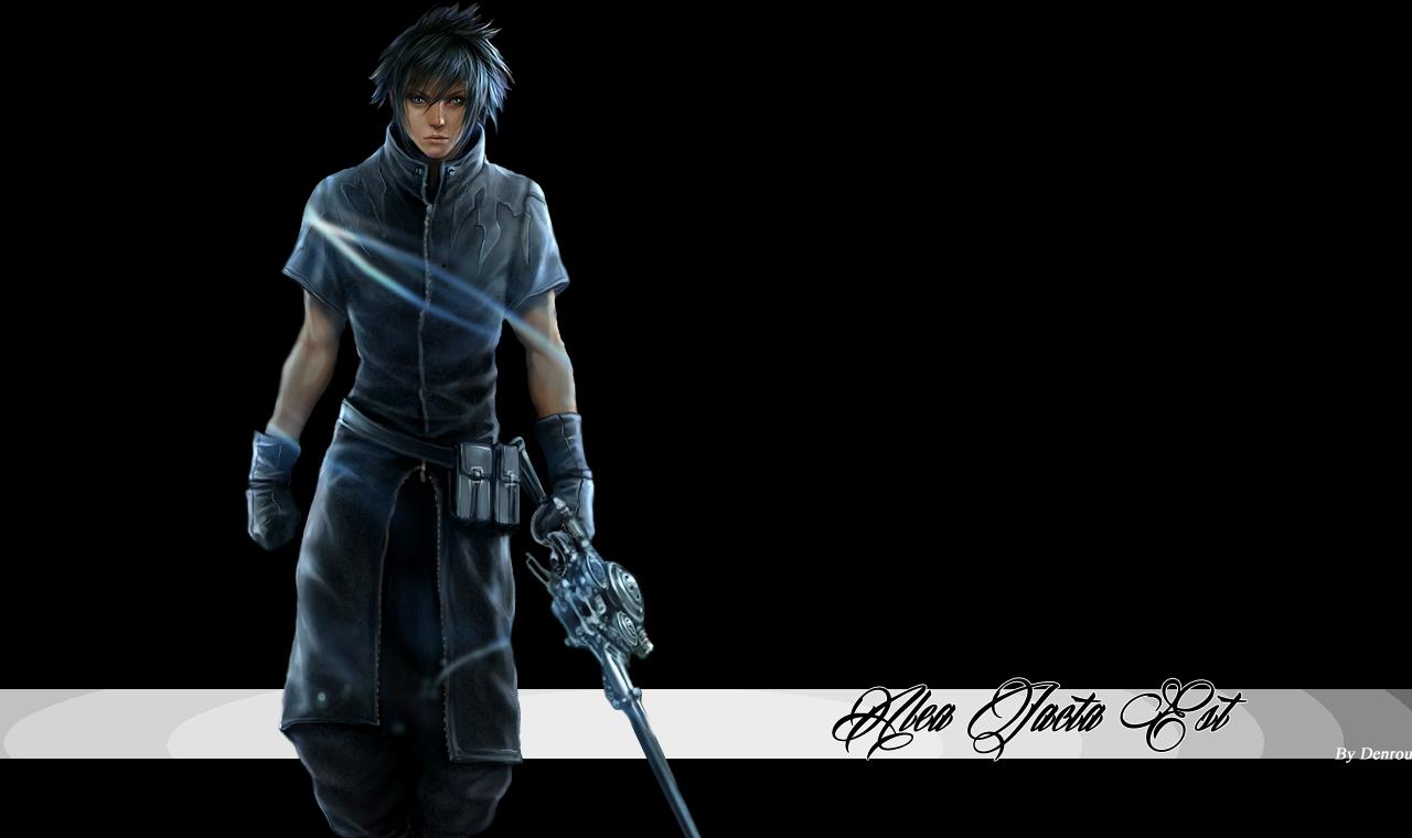 Montage fond d'écran  Noctis3