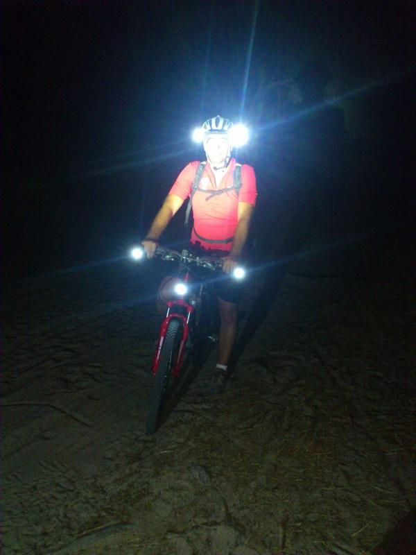 "05/08/2013. 1º Salida nocturna ""Paseos en MTB"". DSC_0745"