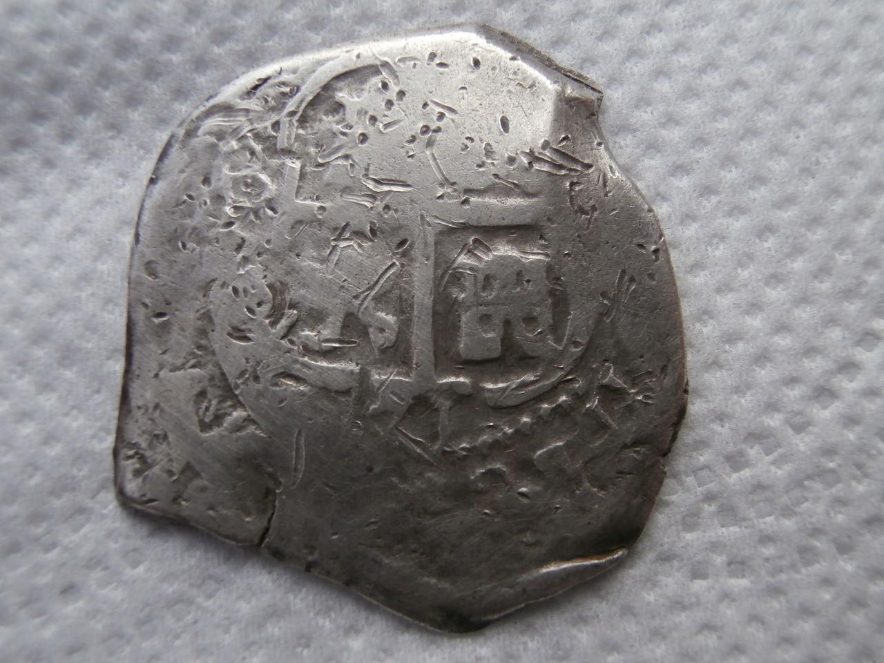 2 reales 1671. Carlos II. Potosí P2170188