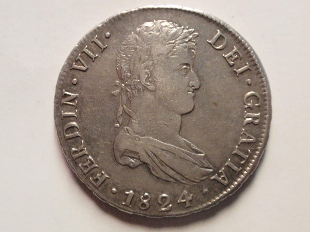 8 reales 1824 Fernando VII Potosi 1824pts_001