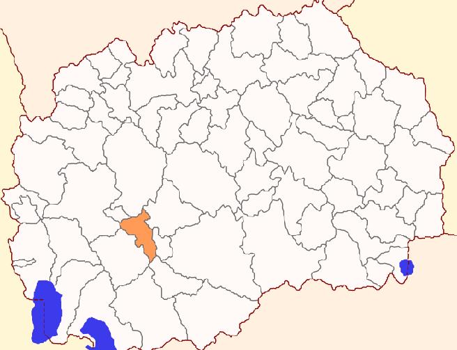 Shqiptaret në Krushevë Image