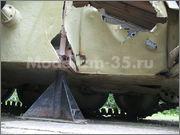 Немецкая 75-мм САУ Hetzer, Музей Войска Польского, г.Варшава, Польша Hetzer_Warszawa_070