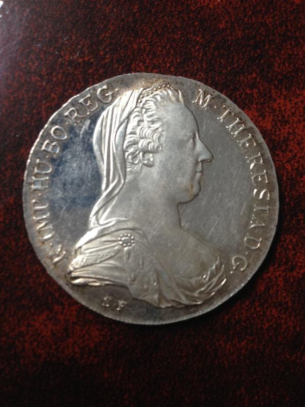 talero de maria teresa 1780 austria (reacuñación) IMG_1132