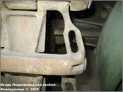"""Немецкая 15,0 см САУ """"Hummel"""" Sd.Kfz. 165,  Deutsches Panzermuseum, Munster, Deutschland Hummel_Munster_053"""