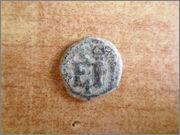 4 cornados de Navarra de Felipe III o IV. P1250006