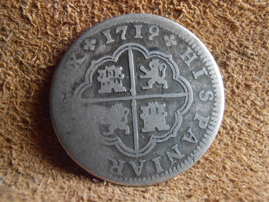 2 reales de Felipe V - Segovia: VARIANTES P4100005