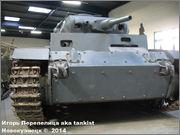 Немецкий средний танк PzKpfw III Ausf.F, Sd.Kfz 141, Musee des Blindes, Saumur, France Pz_Kpfw_III_Saumur_030
