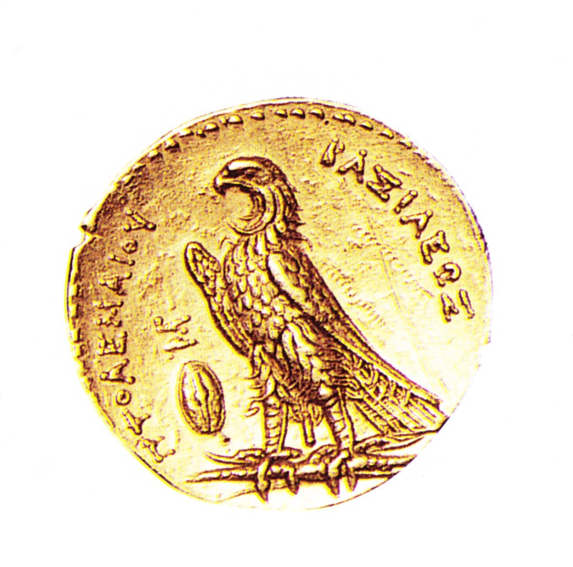 Algunas monedas hermosas Moneda_de_oro_de_Ptolmeo_II