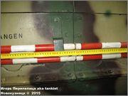 """Немецкая 15,0 см САУ """"Hummel"""" Sd.Kfz. 165,  Deutsches Panzermuseum, Munster, Deutschland Hummel_Munster_063"""