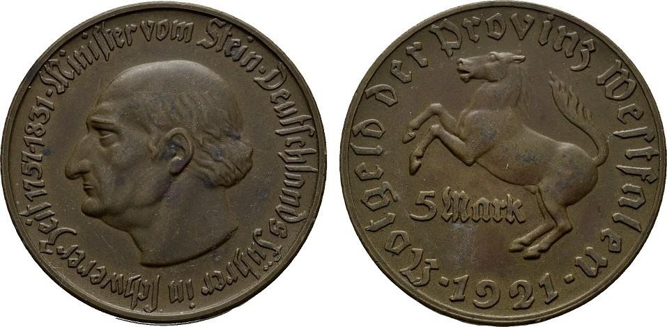 Monedas de emergencia emitidas por el banco regional de Westphalia - Página 2 401180