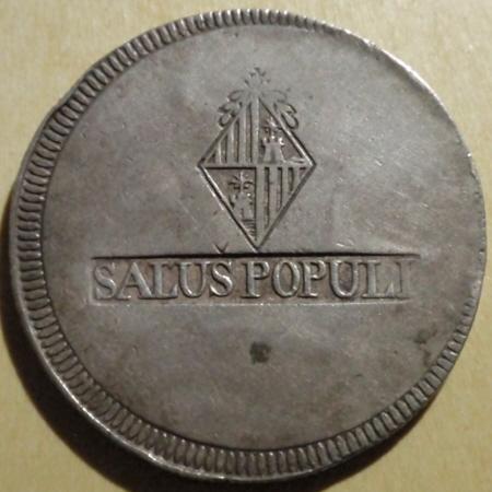 Pasarela de moda numismática Fernandina en Palma: Crónica. Palma_R