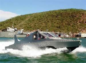 Buques de transporte de Personal - Armada de México - Página 3 Patrullaembarcadaoaxaca