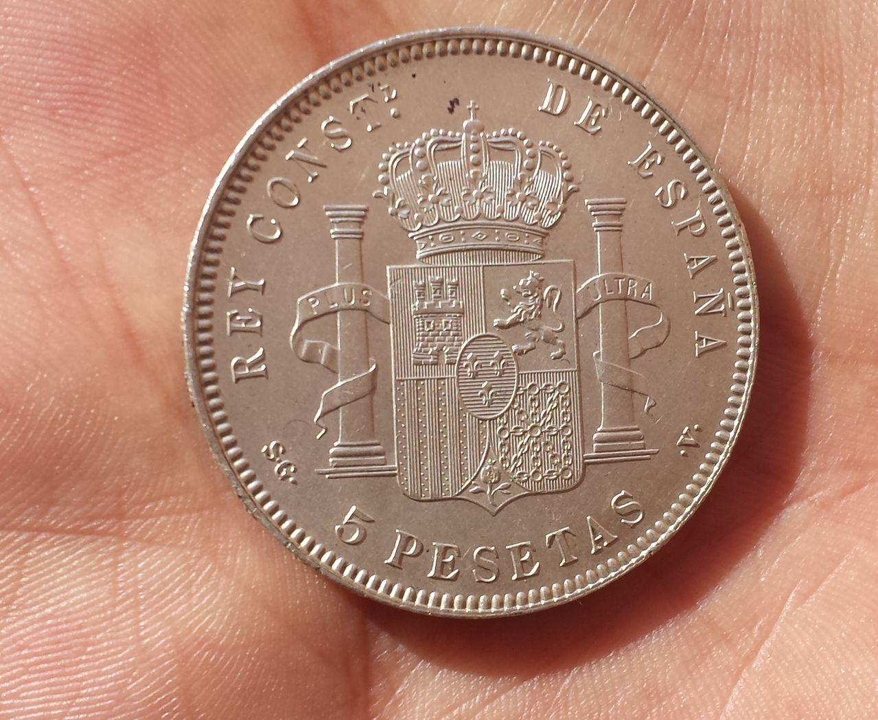 5 pesetas 1899 S-GV 20141024_151121