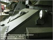 Советский средний танк ОТ-34, завод № 174, осень 1943 г., Военно-технический музей, г.Черноголовка, Московская обл. 34_020