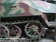 Немецкий средний бронетранспортер SdKfz 251/7  Ausf D,  Musee des Blindes, Saumur, France 251_7_Saumur_010