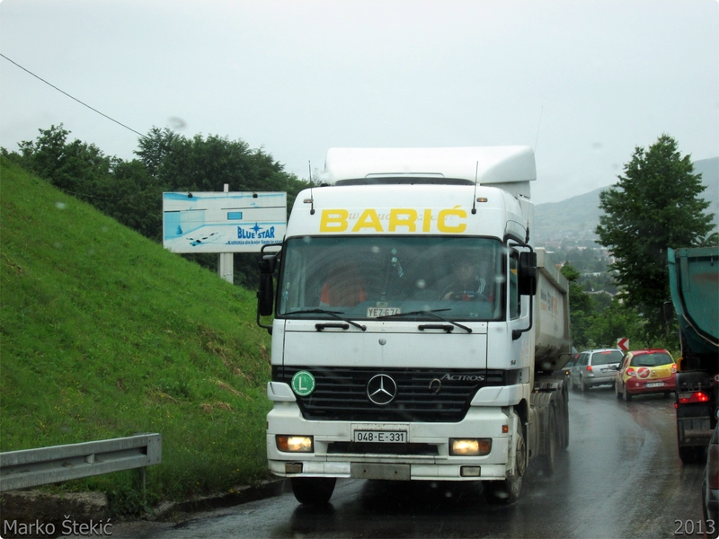 Actros Mp1  IMG_3115