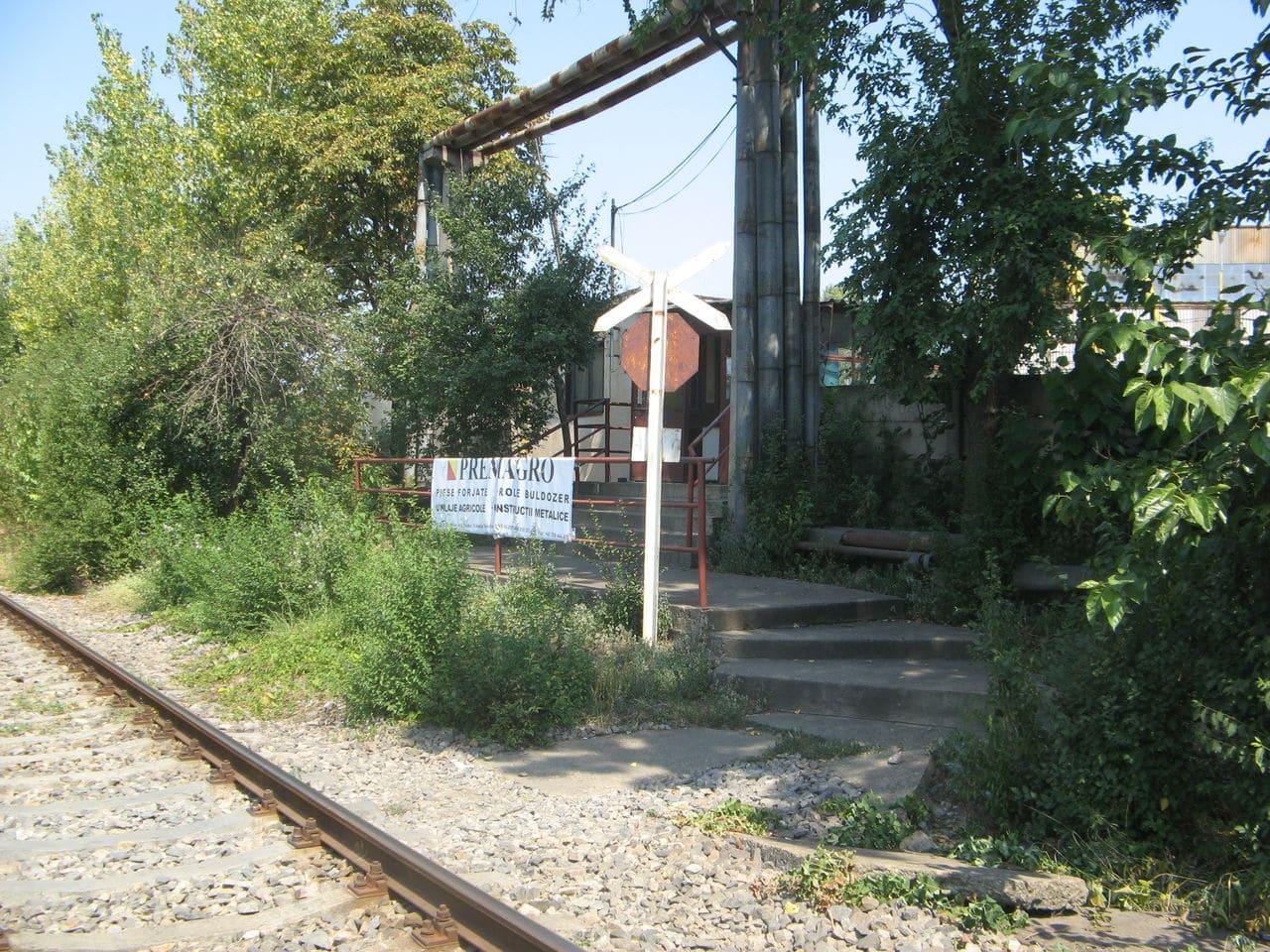 Calea ferată directă Oradea Vest - Episcopia Bihor IMG_0047