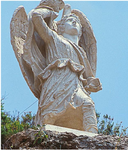 Origine des anges en christianisme Christianisme_sculptures5
