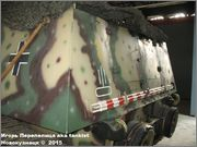 """Немецкая 15,0 см САУ """"Hummel"""" Sd.Kfz. 165,  Deutsches Panzermuseum, Munster, Deutschland Hummel_Munster_058"""
