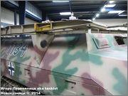 Немецкий средний бронетранспортер SdKfz 251/7  Ausf D,  Musee des Blindes, Saumur, France 251_7_Saumur_012