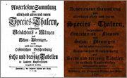 Krause Standard Catalog World Coins 18th Century 1701 - 1800 4th Edition Auserlesene_Sammlung_von_Allerhand_Alten_und_Rar
