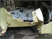 Немецкая 75-мм САУ Hetzer, Музей Войска Польского, г.Варшава, Польша Hetzer_Warszawa_068