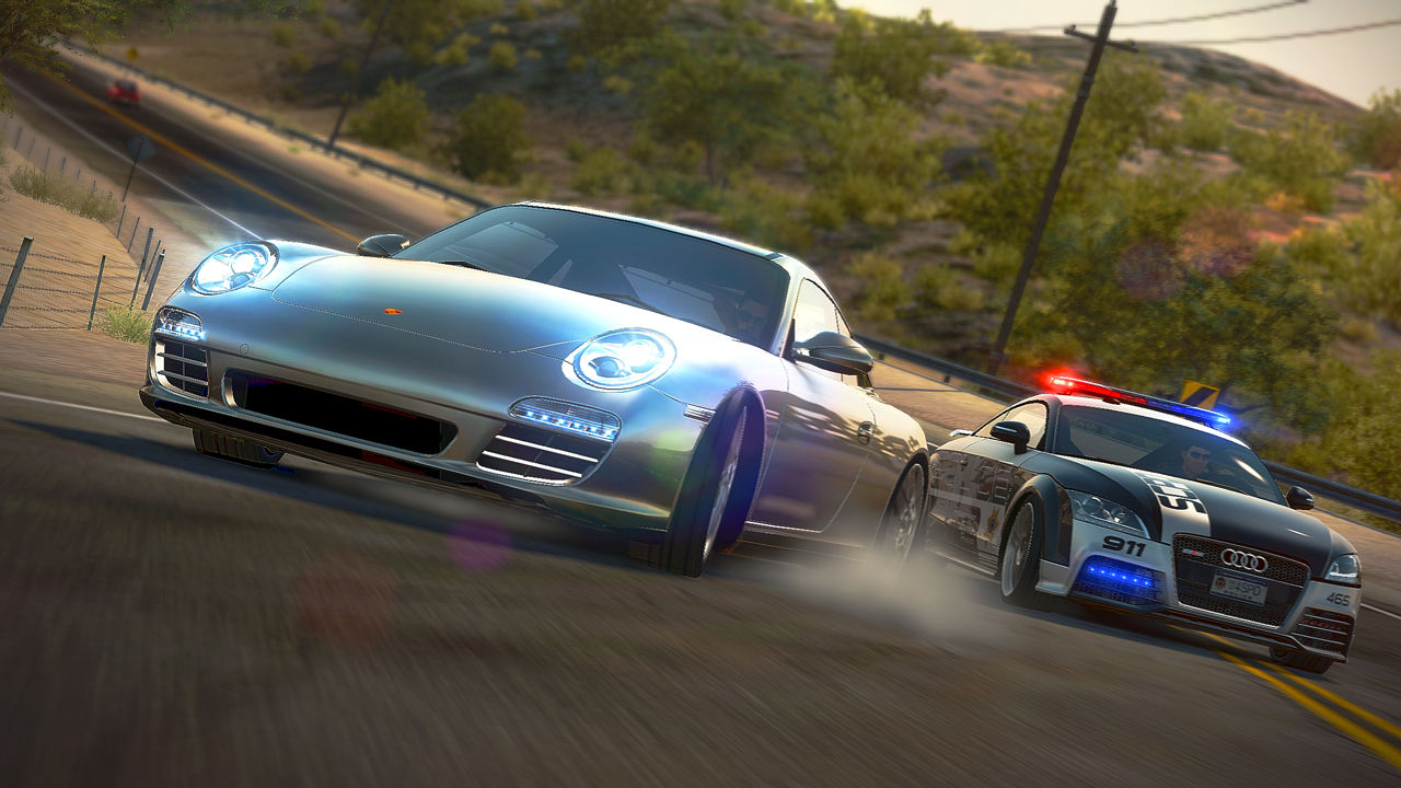 Need for Speed Hot Pursuit - Limited Edition (REBACK) Rtyrty