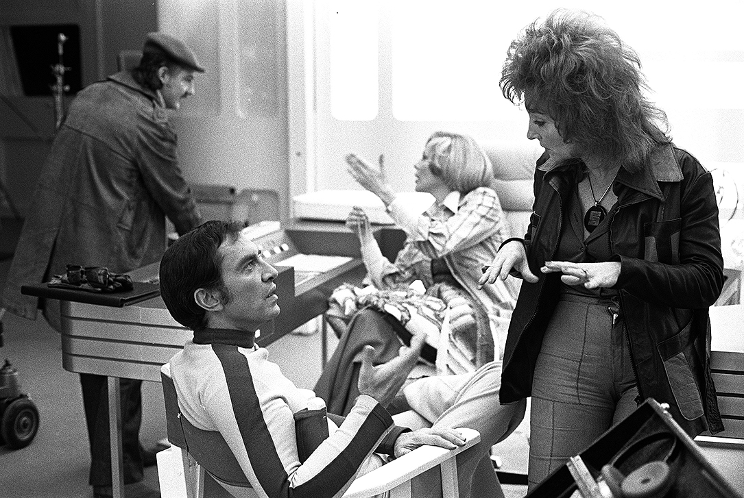 SPACE: 1999 & Gerry Anderson SPACE-1999-behind-the-scenes-1974