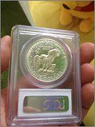 1 Dolar 1974 S ,Proof USA Image