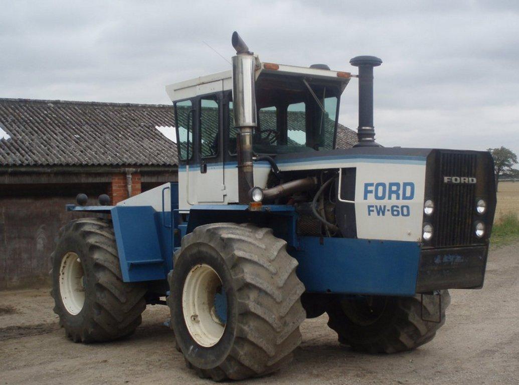 Hilo de tractores antiguos. - Página 39 FORD_FW60