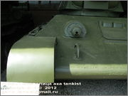 Советский средний танк ОТ-34, завод № 174, осень 1943 г., Военно-технический музей, г.Черноголовка, Московская обл. 34_002
