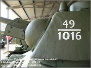 Советский средний танк ОТ-34, завод № 174, осень 1943 г., Военно-технический музей, г.Черноголовка, Московская обл. 34_024