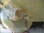 """Советский средний танк Т-34, завод № 183, III квартал 1942 года, музей """"Линия Сталина"""", Псковская область 34_183_096"""