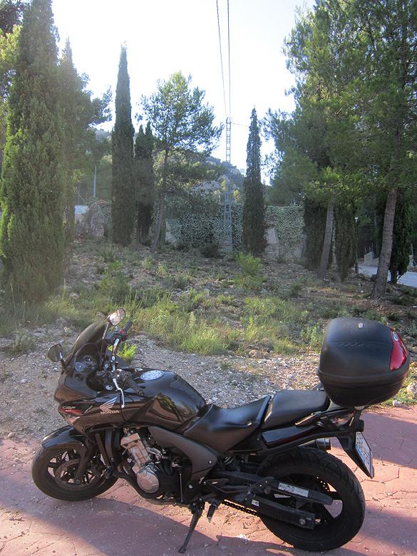 ALFAFARA-COVA DE BOLUMINI....ruta motosenderista Bolu2