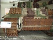 "Немецкий тяжелый танк  Panzerkampfwagen VI  Ausf E ""Tiger"", SdKfz 181,  Deutsches Panzermuseum, Munster Tiger_I_Munster_003"