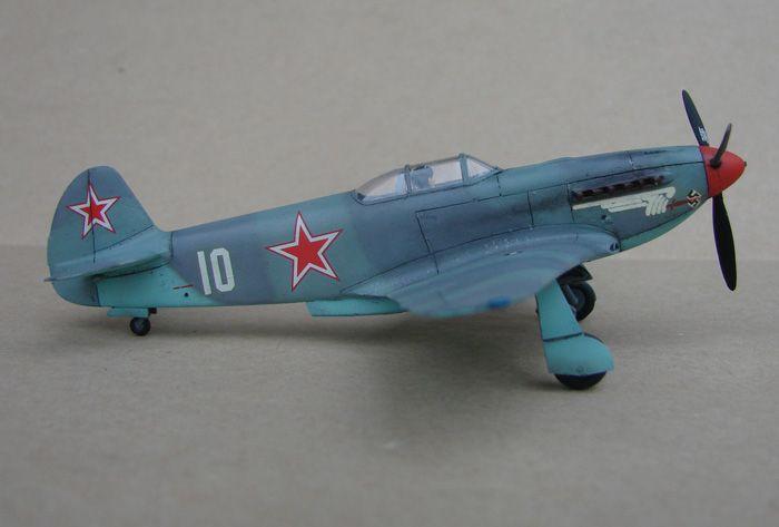 Do Božića, Yak-3, Zvezda, 1/72 - Page 2 DSC03003