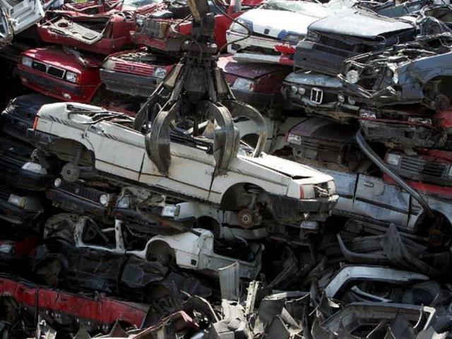 Auto Storiche in Brasile - FNM & Alfa Romeo - Pagina 3 Rottamazione