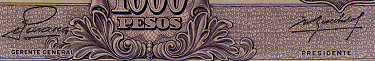 Antiguos Pesos de la Republica Argentina Leyes 12962 (Moneda Nacional) TIPO2a