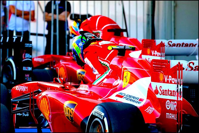 Ferrari sedienta solo piensa en Titulos para 2014 Pirelli_2