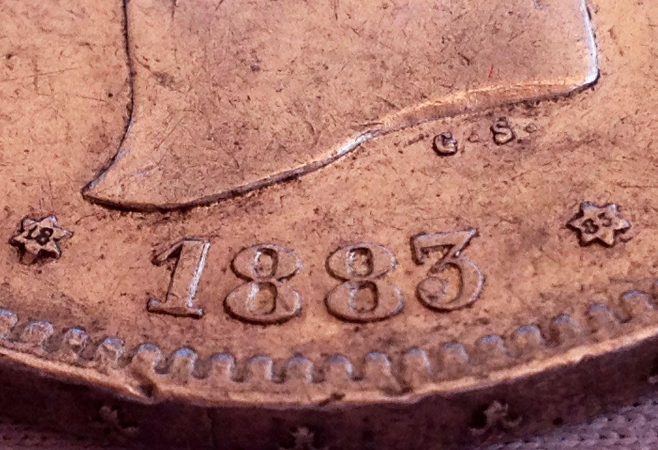 5 pesetas 1883 MS M Alfonso XII IMG_4725