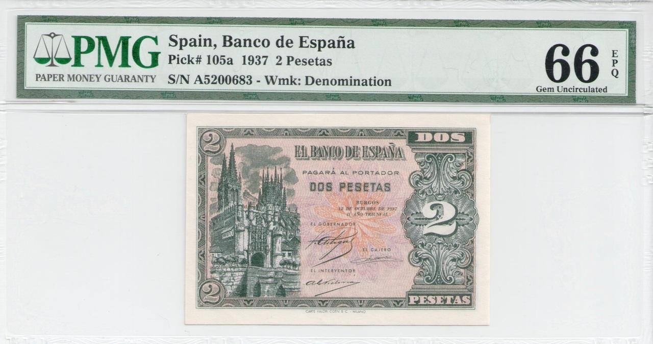 Colección de billetes españoles, sin serie o serie A de Sefcor - Página 3 2_ptas_37_anverso
