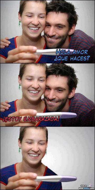 Humor visual xD - Página 3 Embarazada