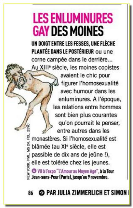 homosexualité Homosexualit_christianisme
