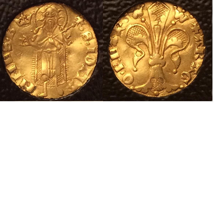 Florín de Pedro IV de Aragón (1336-1387) de Valencia A041light