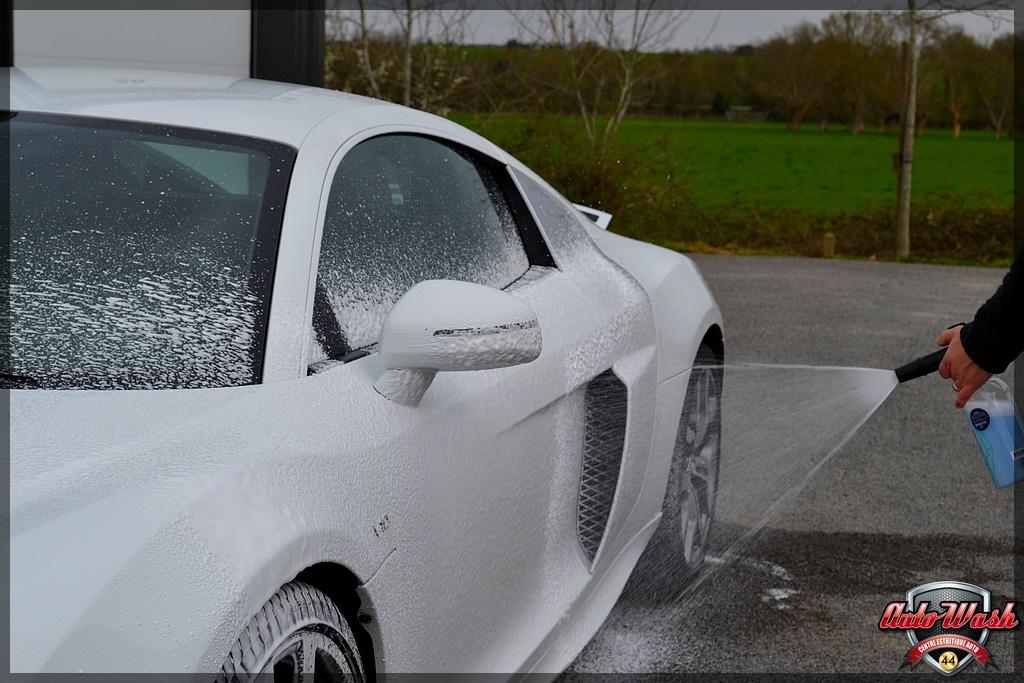 Bastien, d'AutoWash44 / Vlog n°6 - Macan S, 997 et 911 GT3 - Page 8 002