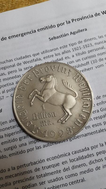 Monedas de emergencia emitidas por el banco regional de Westphalia - Página 2 20170120_103737
