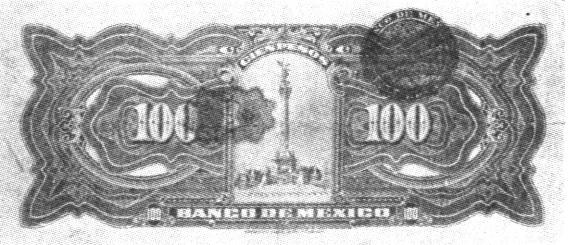 100 pesos. México. 2005. 1_100peso_verso